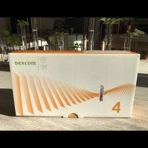Dexcom G5 sensors Platinum (4 count)